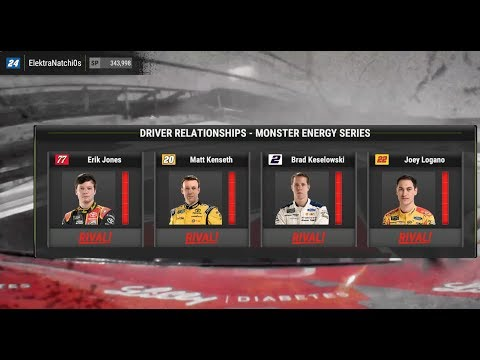RIVALS EVERYWHERE! | NASCAR Heat 2 Career (Part 51)