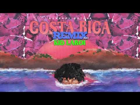 Bankrol Hayden - Costa Rica (feat. The Kid LAROI) [Remix] [Official Audio]