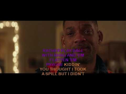 Gettin Jiggy With It - Will Smith - Kamikaze Karaoke