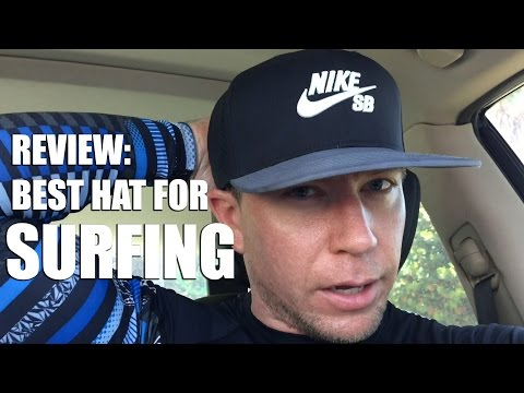 c069dcc3 Best Hat for Surfing Review | How to Surf with a Hat - YouTube