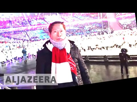 ?? Winter Olympics: Al Jazeera speaks to special N Korean volunteer