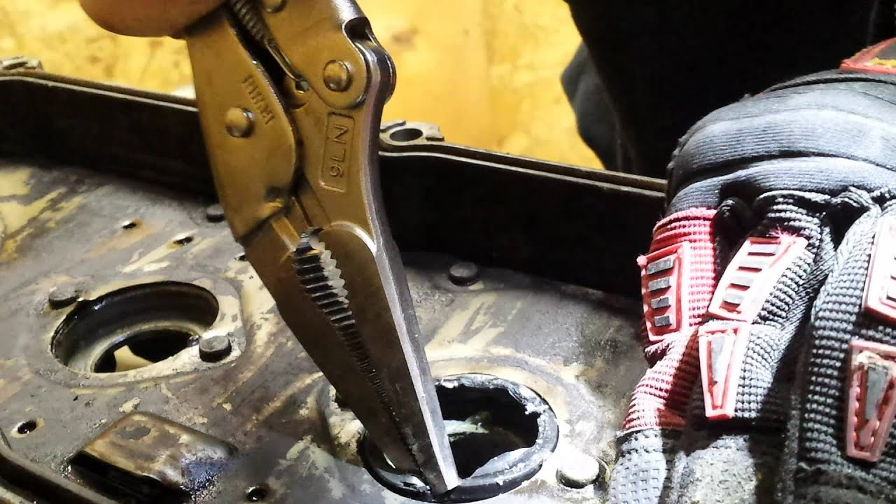1mzfe Spark Plug Tube Seal Removal Youtube
