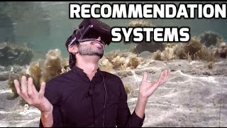 Recommendation Systems - Learn Python for Data Science #3
