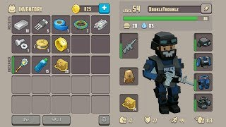Cube Survival LDoE #3 Bunker ALFA Level 50 - Zombie Survival Game