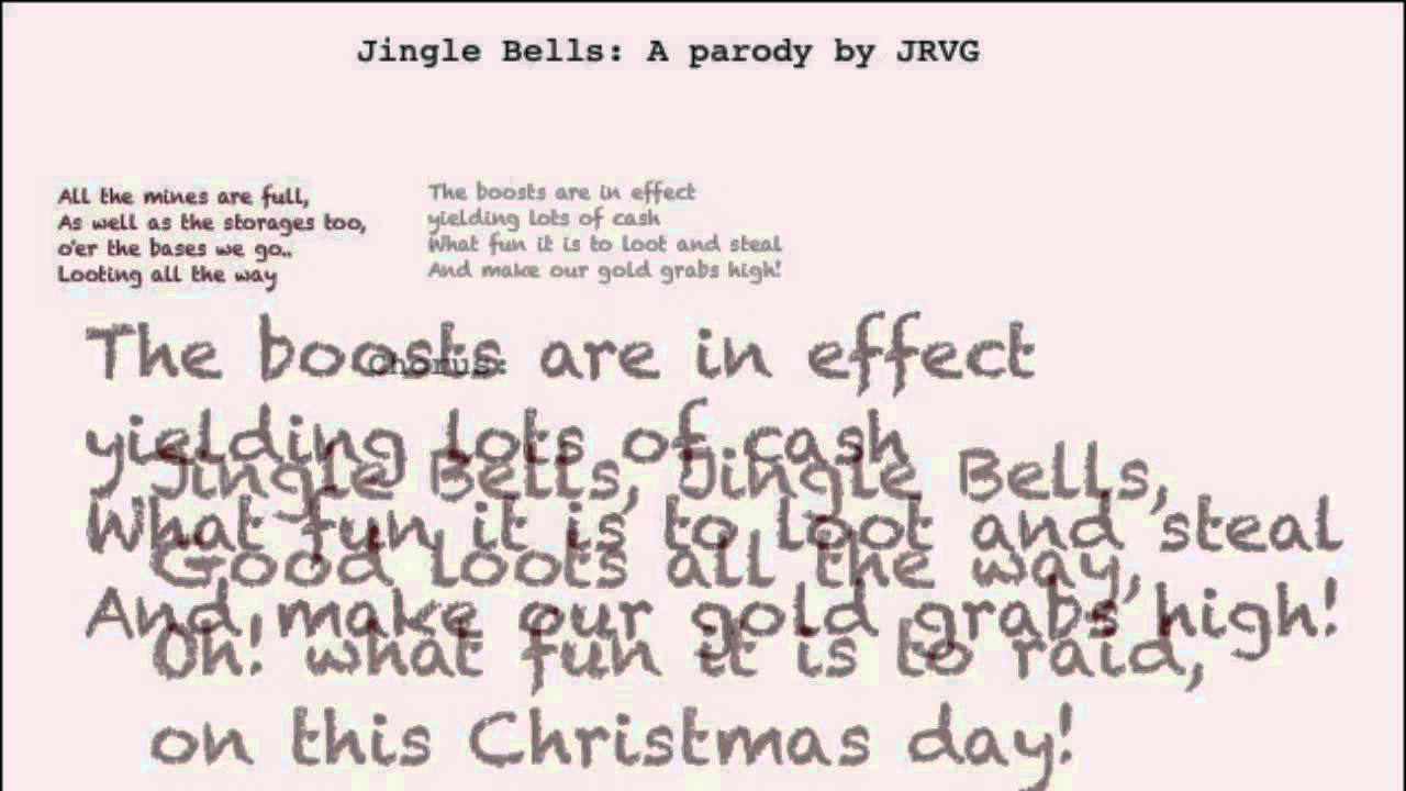 Merry Clashmas! A Clash of Clans parody of 'Jingle Bells' - YouTube