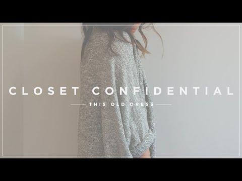 CLOSET CONFIDENTIAL TAG || thisolddress