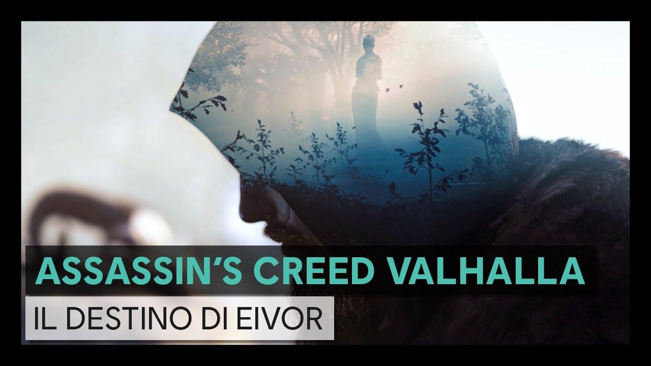 Assassin's Creed Valhalla: il Destino di Eivor - Trailer del personaggio