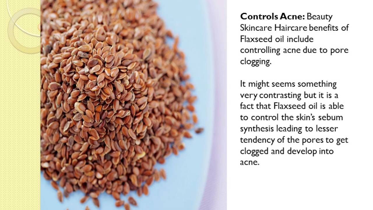 Flaxseed Oil Benefits: Promotes Faster Hair Growth