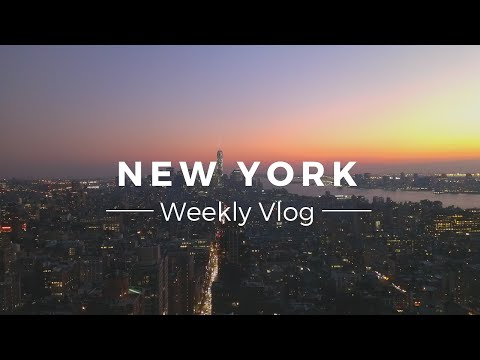 My life in New York City!