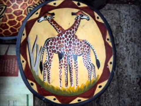 GRAPHIC ARTS IN AFRICA