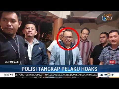 Ternyata Anggota BPN! Polisi Tangkap Penyebar Hoaks Brimob Aniaya Perusuh Bawah Umur