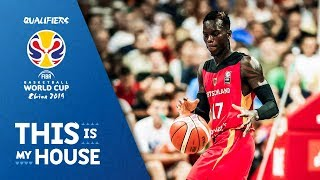 Top 25 Assists - June-July 2018 - FIBA Basketball World Cup 2019 Qualifiers