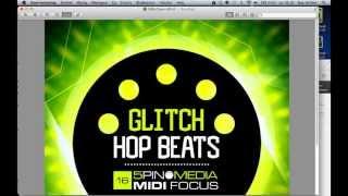 Glitch Hop Samples - 5pin Media Glitch Hop Beats