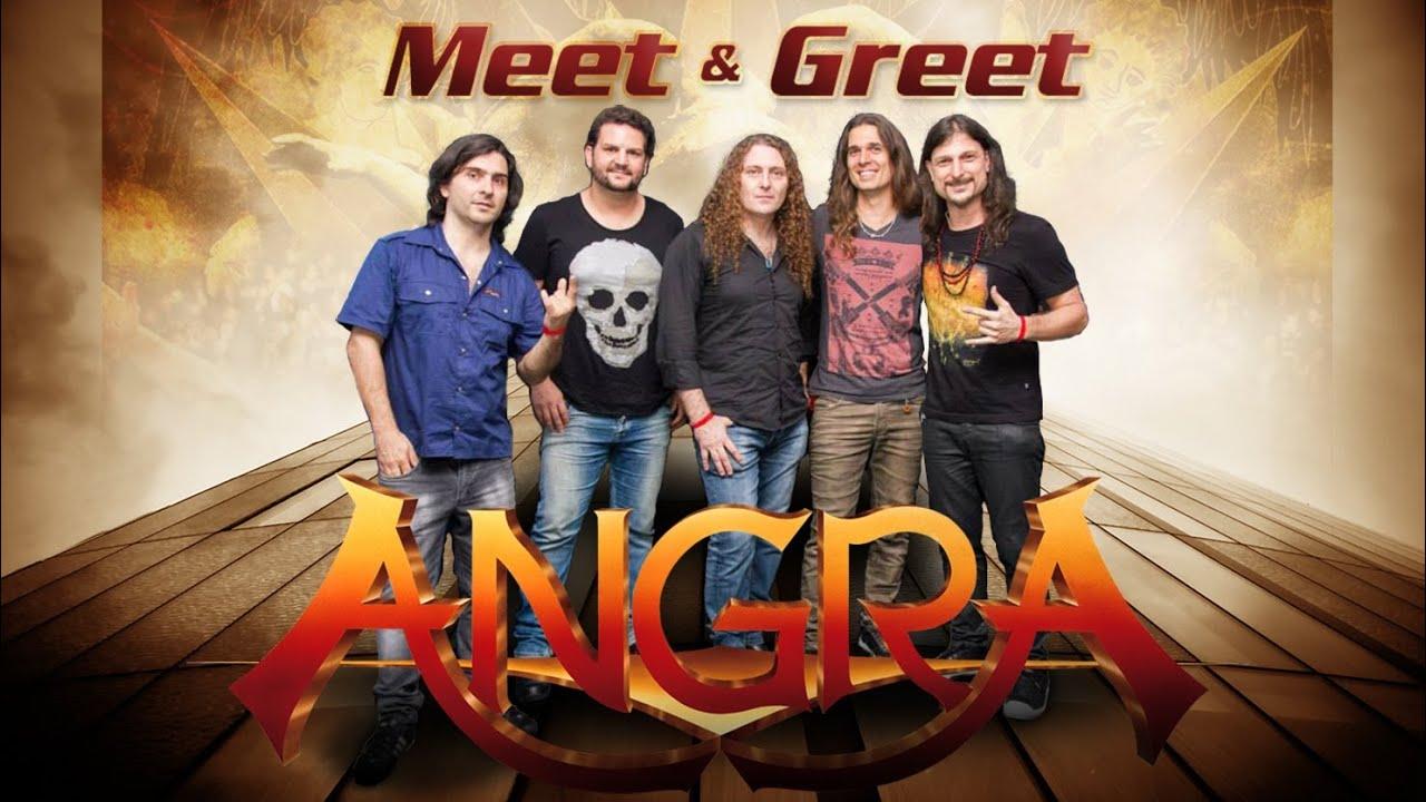 Angra Meet Greet Youtube