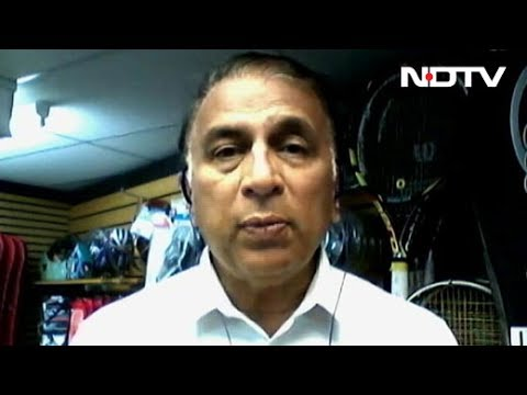 Ravi Shastri Is the Right Choice For India Coach: Sunil Gavaskar