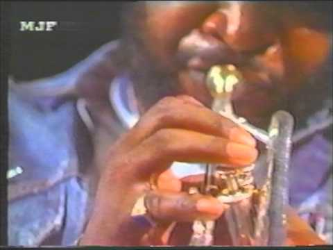 Donald Byrd at the Montreux Jazz Festival 1973