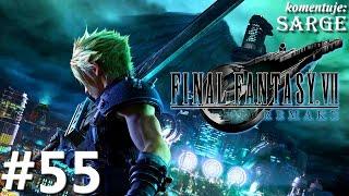 Zagrajmy w Final Fantasy 7 Remake 2020 PL odc. 55 - Laboratorium profesora Hojo