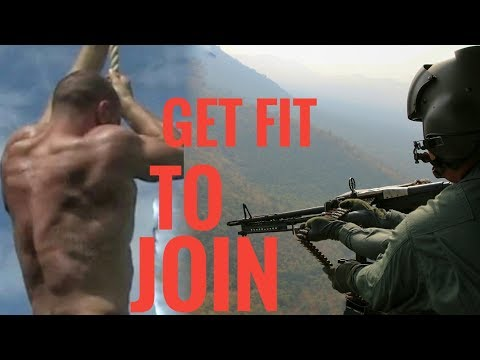 Get Fit to Join The Royal Marines - Phase 2 of programme