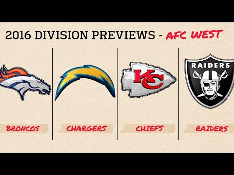 AFC West 2016 Preview | Move the Sticks | NFL