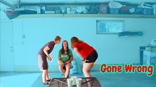 Fear Pong *gone Wrong Many Times*
