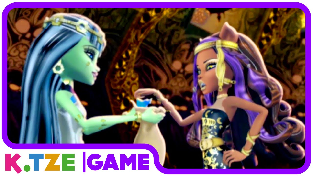 Monster High Spiel
