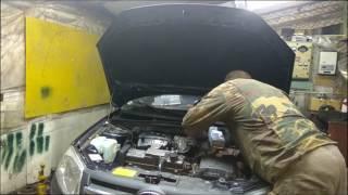 Как одному прокачать тормозную систему и заменить масло в коробке передач