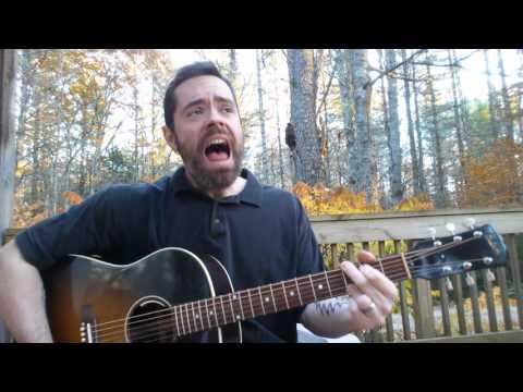 Geoffrey Williams - Loser (Grateful Dead cover)