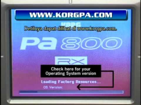 KORG PA 800 bag-02 Bandu Colection.3gp