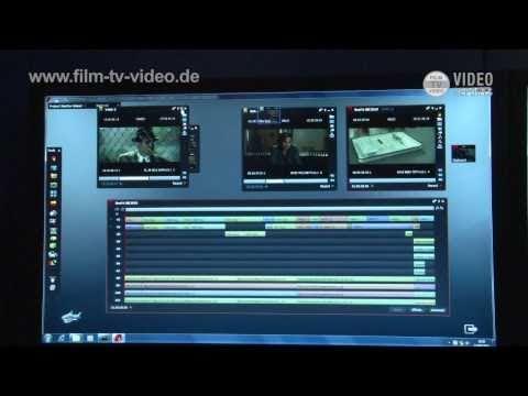 IBC2010: Demo Lightworks Editing Software