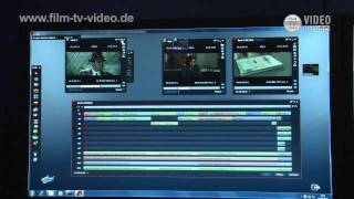 IBC2010: Demo Lightworks Editing Software
