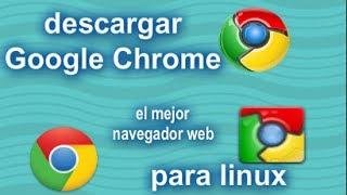 como descargar e instalar google chrome para canaima + acceso directo