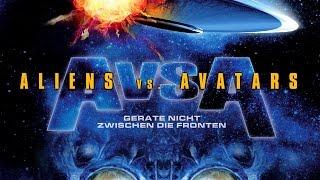 Aliens vs. Avatars (2011) [Sci-Fi] Film (deutsch)