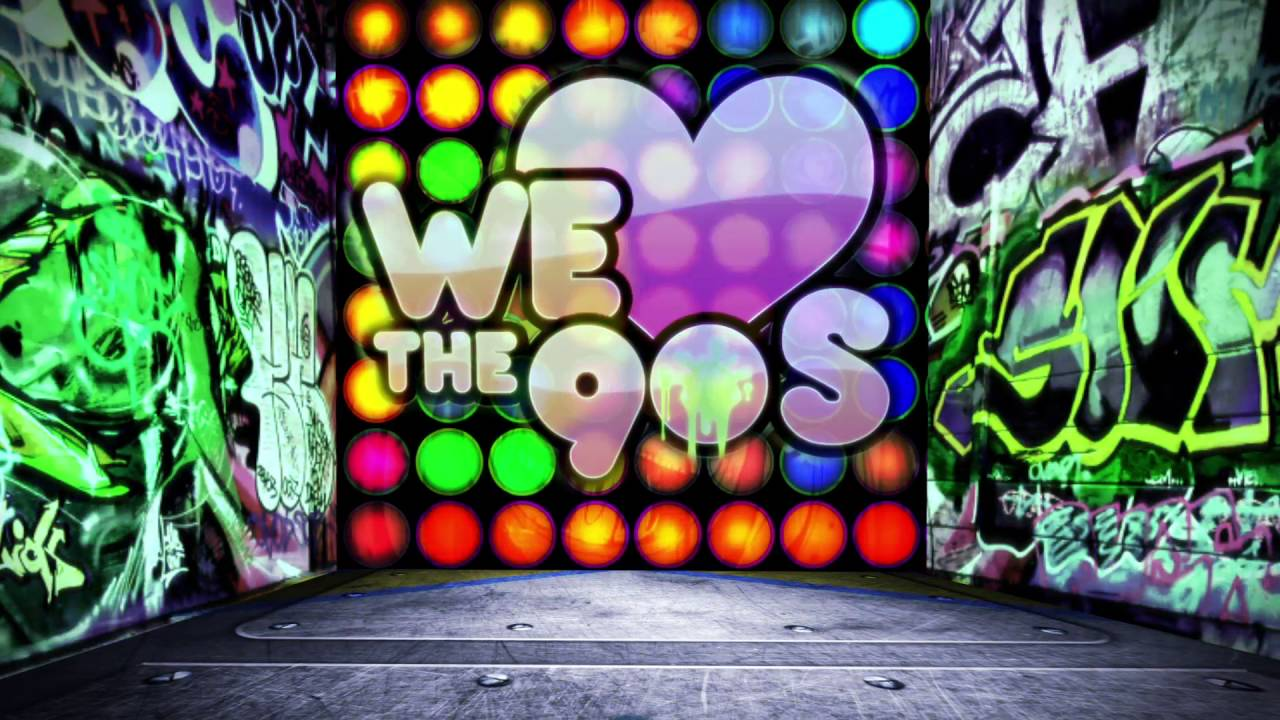 90's v2 Animated Wallpaper HD - Background Animation GFX 1080p - YouTube