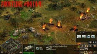 Let's Play Frontline Fields of Thunder #04 [4/4] Wermacht - Hinter Feindlichen Linien