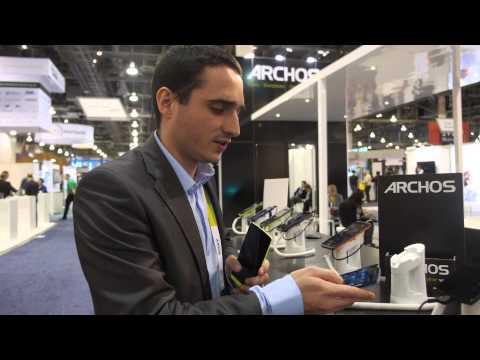 Archos 50 Diamond Lollipop on Qualcomm Snapdragon 615 Octa-Core ARM Cortex-A53