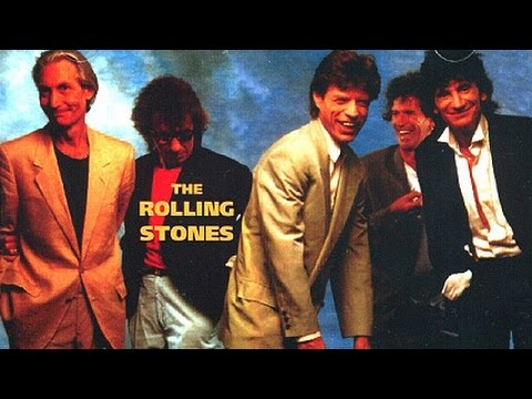 "Rolling Stones  ""ALMOST HEAR YOU SIGH""  (Steel Wheels Alternate Take)"