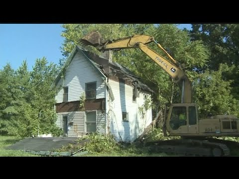Demolition or renovation comes with cost