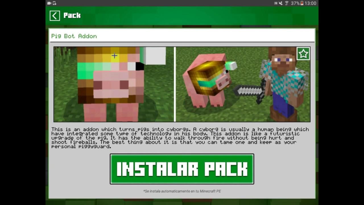 دانلود Addons for Minecraft PE 2 12 APK - برنامه های ابزار