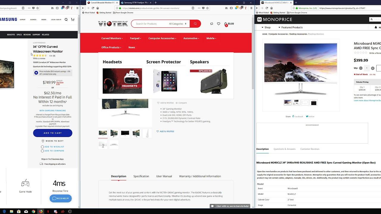 AMD Freesync flicker and range fix