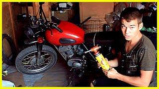Мотоцикл Минск после ДАЛЬНЯКА. Почему ХРЕНОВО ехал, СУТЬ поездки, про МОТОБРАТВУ...