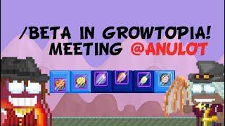 Growtopia - Beta mode! New items! Ft. @Anulot, ZACK