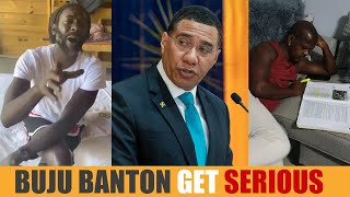 Buju Banton WARN Andrew Holness WICKED | Tulox SlLENT Mr Vegas | Someone ST0LE Bushman Page