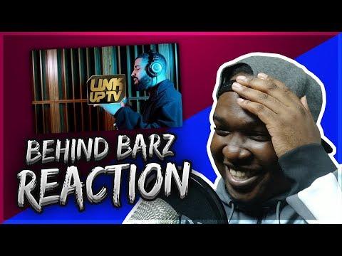 Drake - Behind Barz   Link Up TV (REACTION)
