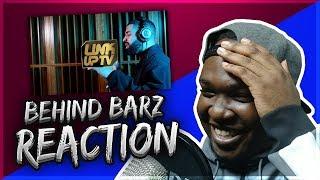 Drake - Behind Barz | Link Up TV (REACTION)