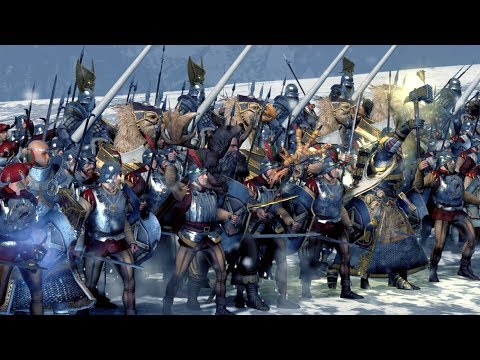 EJÉRCITO MONSTRUOSO del IMPERIO | Total War: WARHAMMER