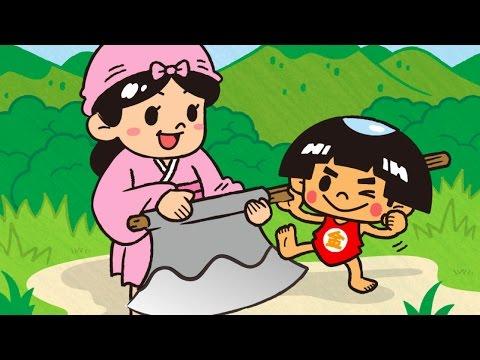 【絵本】 金太郎 【読み聞かせ】 日本昔ばなし