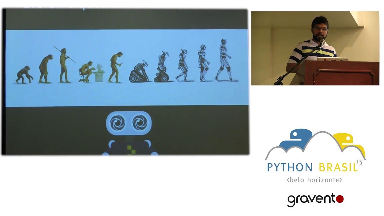 Image from Bots (automatizando tarefas) um funcionário que não reclama - Elinaldo Monteiro