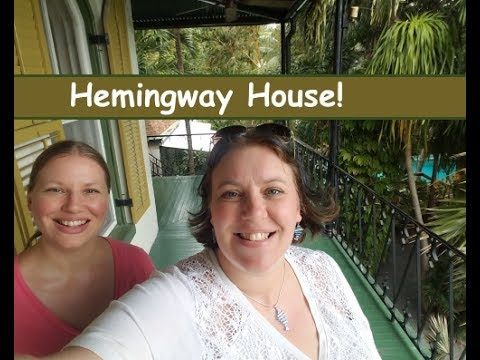 Ernest Hemingway House • Gardens • Cats!🐱 Key West Florida Cruise Vlog [ep8]