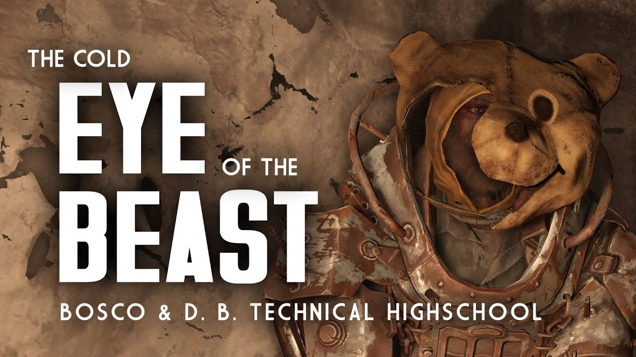 Download The Cold Eye of the Beast: Bosco & D.B. Technical Highschool - Fallout 4 Lore