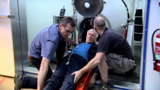 Deep Sea Challenge | official trailer #1 US (2014) James Cameron